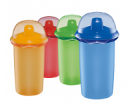 NUK Easy Learning Maxi Cup 2 in 1 Trinklernflasche absolut auslaufsicher