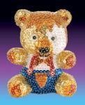 Sequin Art 8100502 3D Teddyb�r