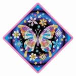 Sequin Art 8161012 Stardust Schmetterling