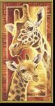 Schipper 609220457 Afrika Giraffen Malen nach Zahlen