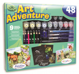 Royal & Langnickel AVS-105 Art Adventure Set 9