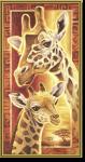 Schipper Afrika Giraffen Malen nach Zahlen