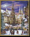 Schipper 609130336 N�rnberger Christkindlesmarkt Malen nach Zahlen