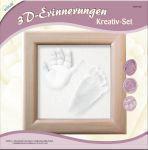Kreativ Set 3D Erinnerungen von Ihr Baby