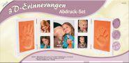 Mammut A30KSE3 Kreativ Set 3D Erinnerungen Bilderrahmen Set gro� f�r Ihr Baby