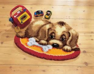 Teppich knüpfen  Malen nach Zahlen Markenspielzeug von Schipper, Dimensions ...