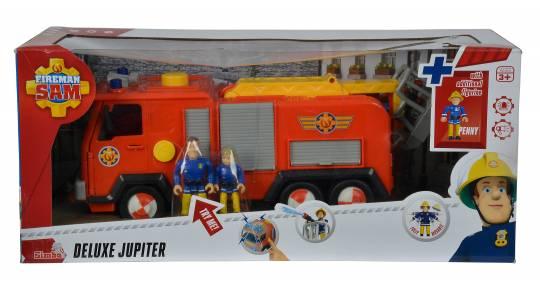 Simba 109257661 Sam Jupiter mit 2 Figuren,Kinderspielzeug
