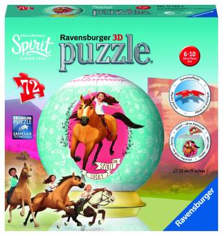 Ravensburger 11143 Spirit 3D Puzzleball