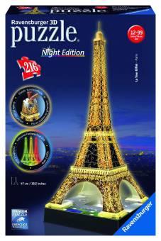Ravensburger 12579 Eiffelturm bei Nacht