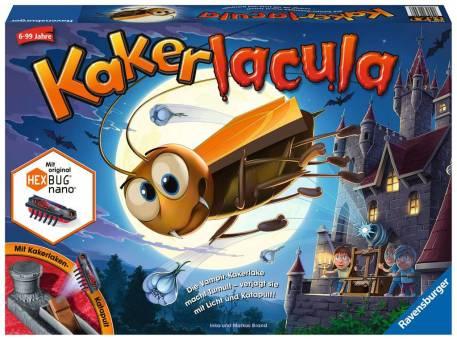 Ravensburger 22300 Kakerlacula,Familienspiel
