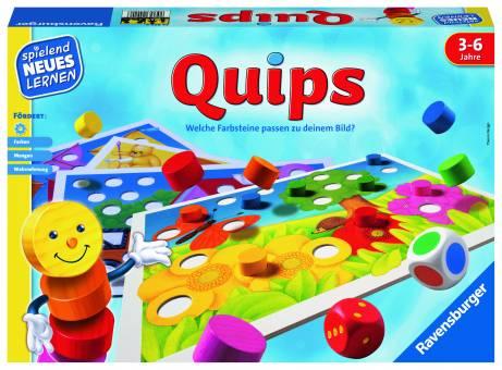 Ravensburger 24920 Quips,Kinderspiel