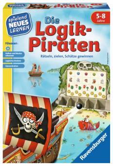 Ravensburger 24969 Die Logik-Piraten,Lernspiel
