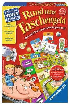 Ravensburger 25060 Rund ums Taschengeld,Lernspiel