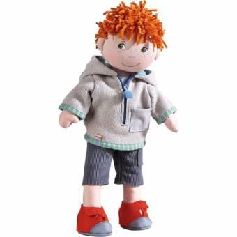HABA 301706 Puppe Fabian,Kinderspielzeug