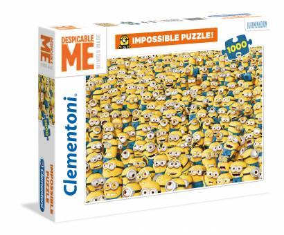 Clementoni 31450 Minnions 1000Teile Puzzle