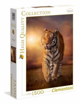 Clementoni 31806 Tiger 1500 Teile Puzzle