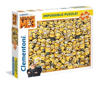 Clementoni 39408 Despicable Me 3 1000 Teile Puzzle