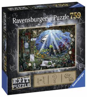 Ravensburger 19953 Exit im U-Boot,759 Teile Puzzle