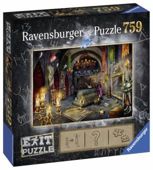 Ravensburger 19955 Exit Im Vampierschloss 759 Teile Puzzle