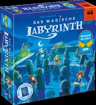 Drei Magier 40848 Das magische Labyrinth Kinderspiel des Jahres 2009,Kinderspiel