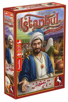 Pegasus 55118G Istanbul Das Würfelspiel