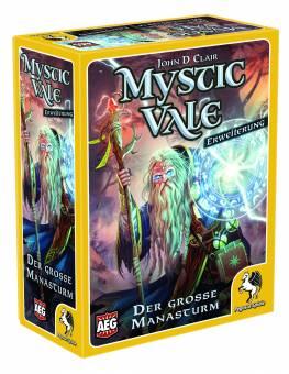 Pegasus 51113G Mystic Vale Der Große Manasturm,Erweiterung