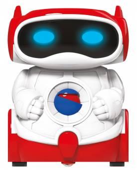 Clementoni 59027 Galileo Mein erster programmierbarer Roboter,Experimentierkasten