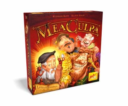 Zoch 601105084 Mea Culpa,Familienspiel