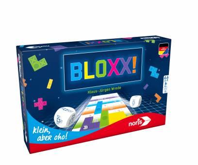 Noris 606101796 Bloxx!,Würfelspiel