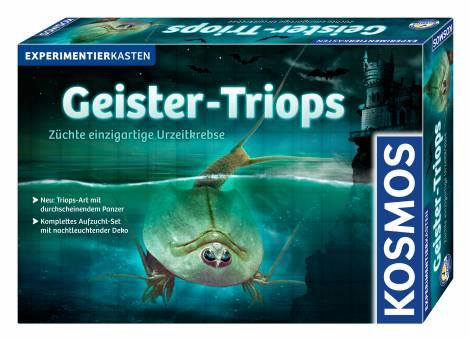 Kosmos 634452 Geister-Triops,Experimentierkasten