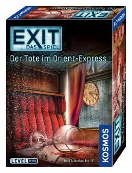 Kosmos 69402 Exit Das Spiel - Der Tote im Orient-Express,Escape Room