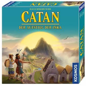 Kosmos 694241 Catan Der Aufstieg der Inka,Familienspiel