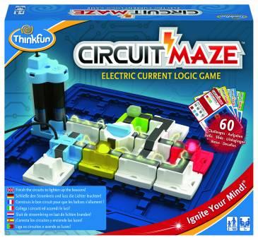 Thinkfun 76341 Circuit Maze,Lernspiel