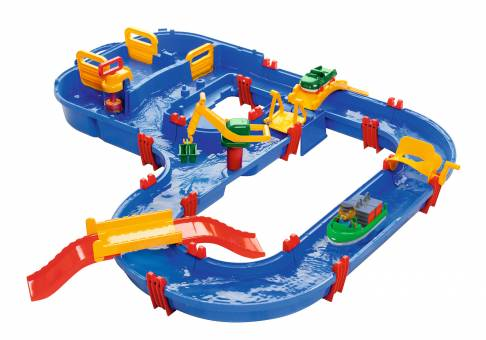 AquaPlay 8700001528 Megabridge,Wasserspielzeug