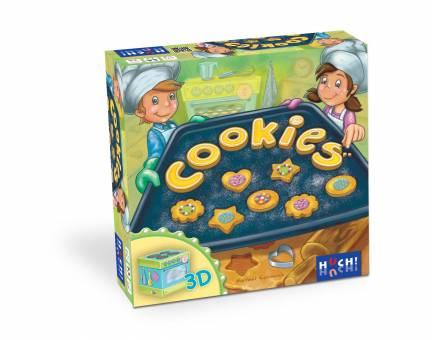 HUCH 880284 Cookies,Kinderspiel
