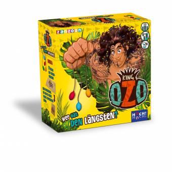 HUCH 880185 King Ozo,Partyspiel