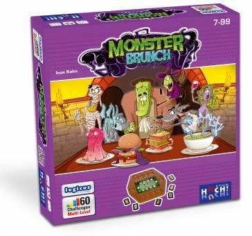 HUCH 878434 Monster Brunch,Lernspiel