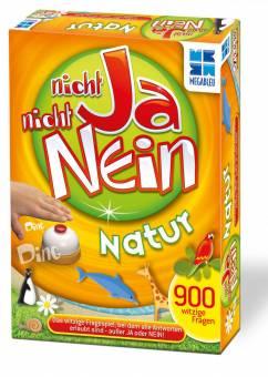 Megableu 678458 Nicht Ja nicht Nein Natur,Partyspiel