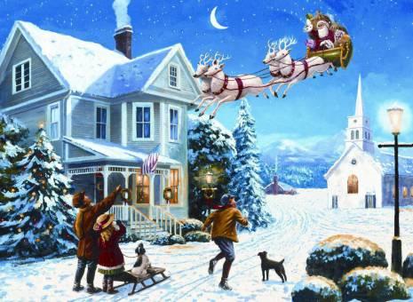 Der Weihnachtsmann Ist Da