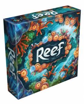 Pegasus 54805G Reef Next Move Games,Familienspiel