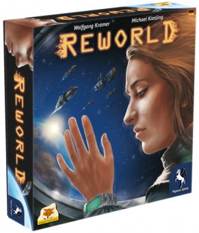 Pegasus 54543G Reworld,Familienspiel
