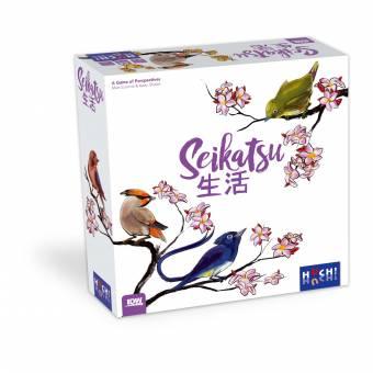 HUCH 880260 Seikatsu,Familienspiel
