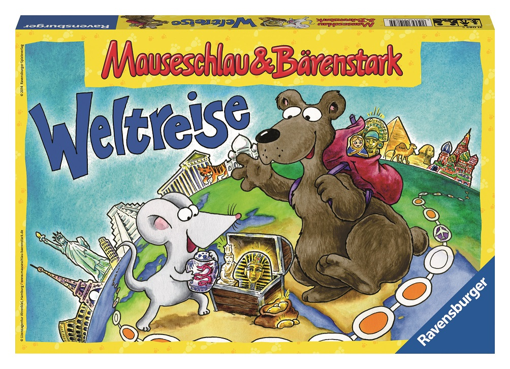 Mauseschlau Und Bärenstark