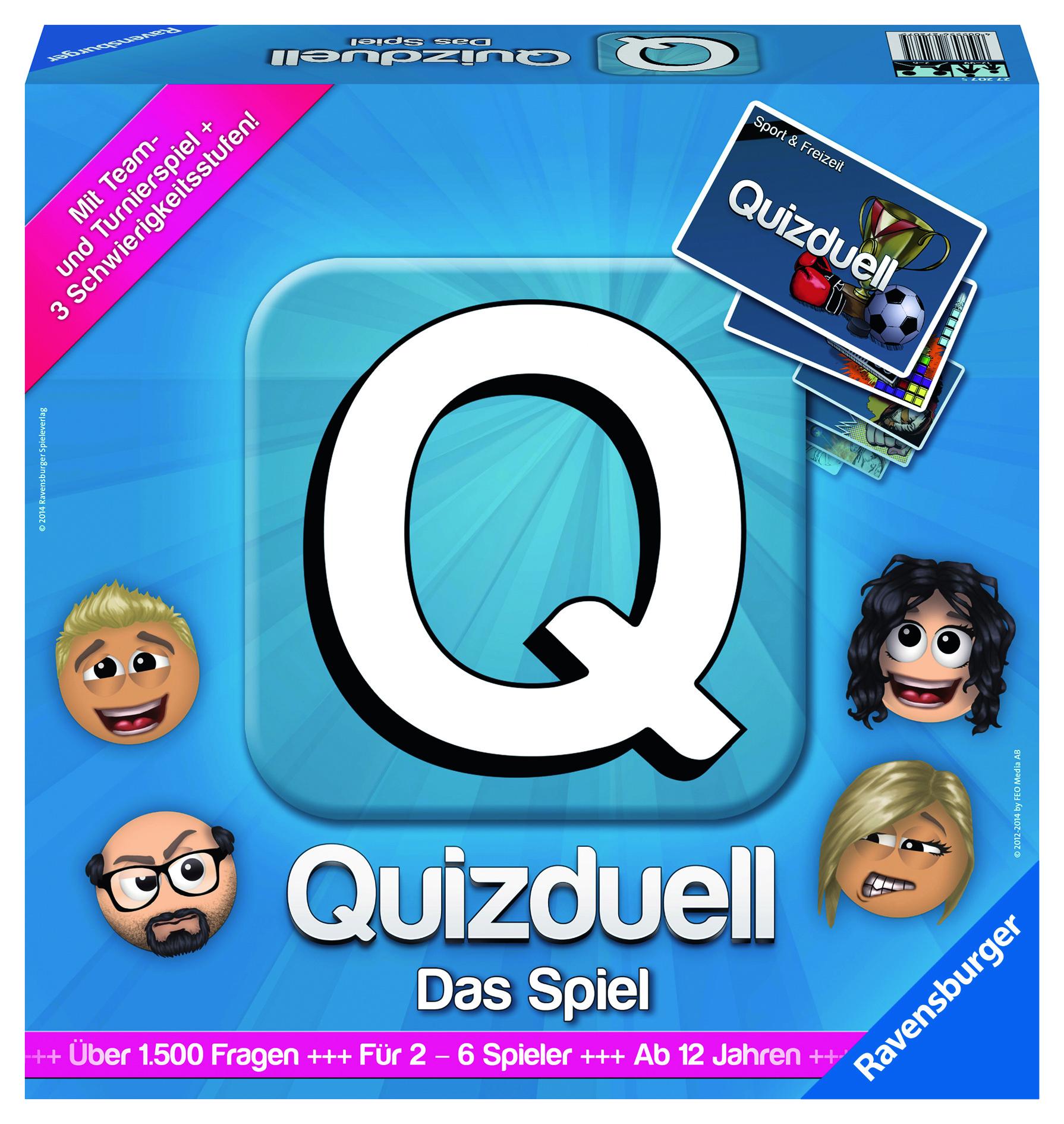 Quizduell Spieler