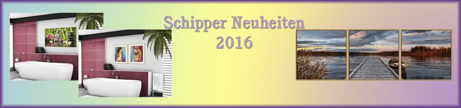 Banner Schipper Dezemberneuheiten 2016