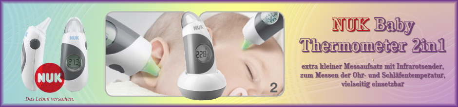 NUK Thermometer